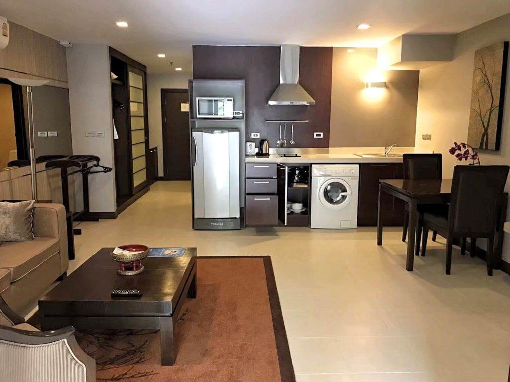 グランド メルキュール バンコク アソーク レジデンス(Grand Mercure Bangkok Asoke Residence)